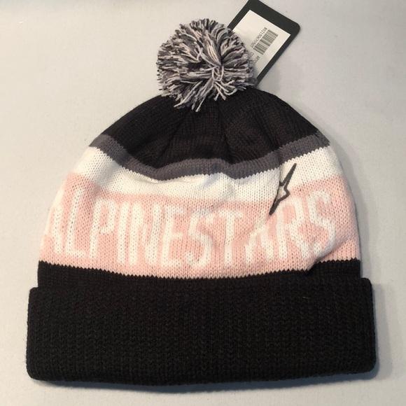 Alpinestars Women s Winter Beanie Toboggan Hat Cap f97946a1ba9e
